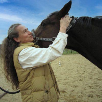 Physiotherapie mit Pferd
